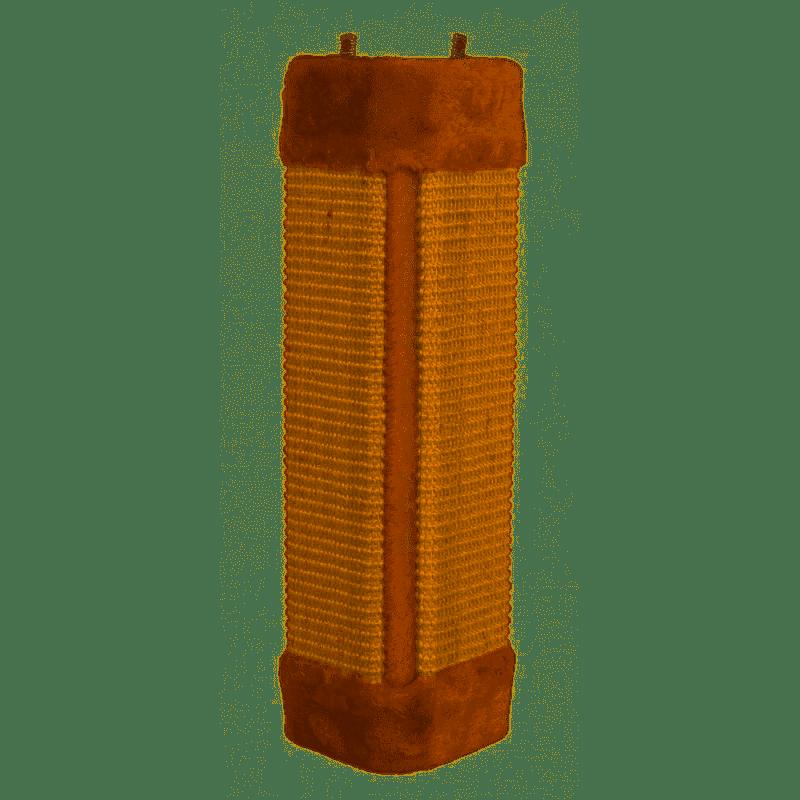 Trixie угловая когтеточка для котов, 29×49 см