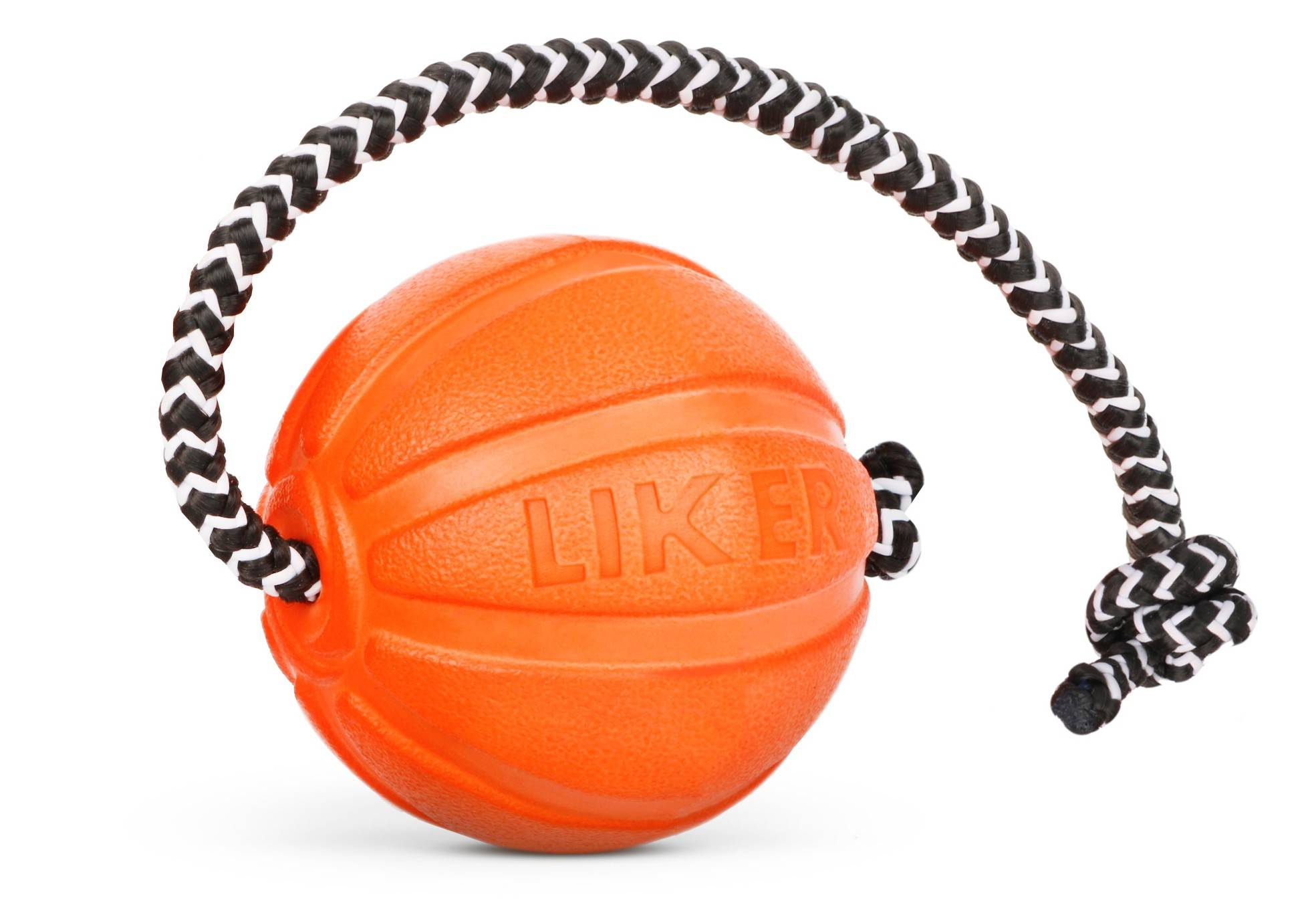 LIKER CORD – мячик на канате для собак