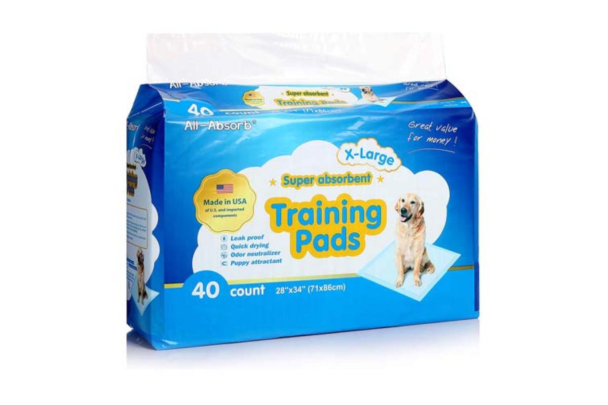 All-Absorb Regular пеленки для собак, 71×86 см