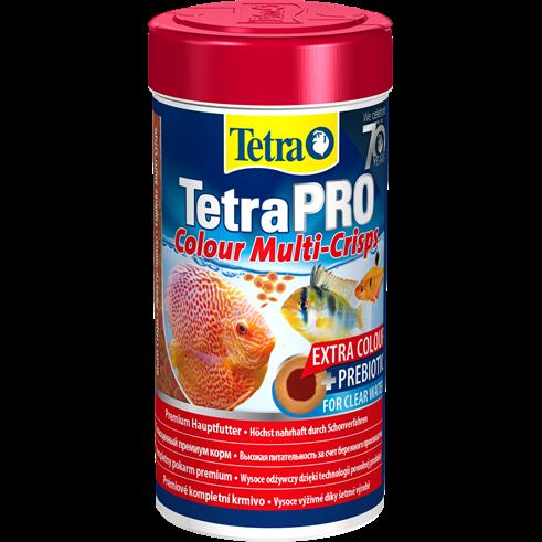 Tetra PRO Colour  премиум корм для окраса аквариумных рыб