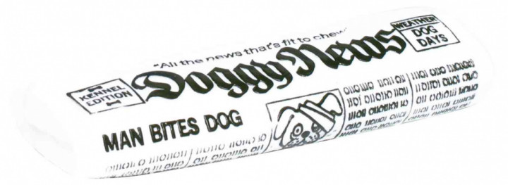 Trixie газета винил для собак
