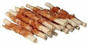 Trixie DENTAFUN Stick – лакомства  с курицей для чистки зубов для собак