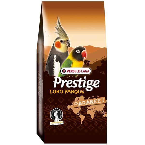 VERSELE-LAGA PRESTIGE AFRICAN PARAKEET MIX – корм для попугаев-неразлучников и карликовых попугаев