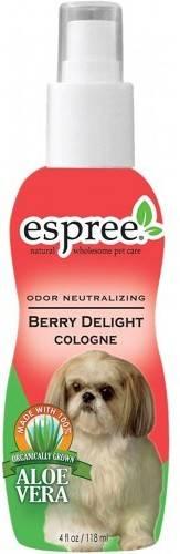 Espree Berry Delight Cologne – ягідний одеколон для собак і котів