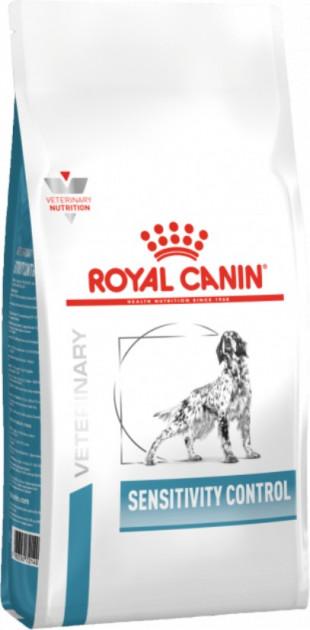 ROYAL CANIN SENSITIVITY – лечебный сухой корм для собак с пищевой аллергией или непереносимостью