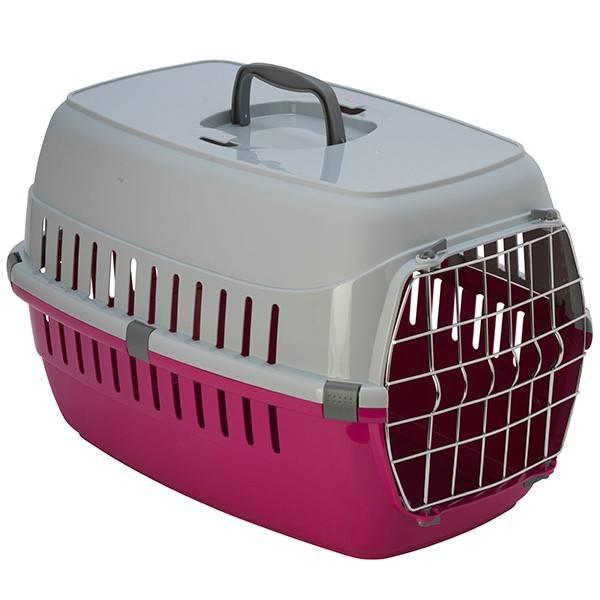 Moderna МОДЕРНА РОУД-РАННЕР 2 переноска для собак и котів із металевими дверима, 58×35×37 см
