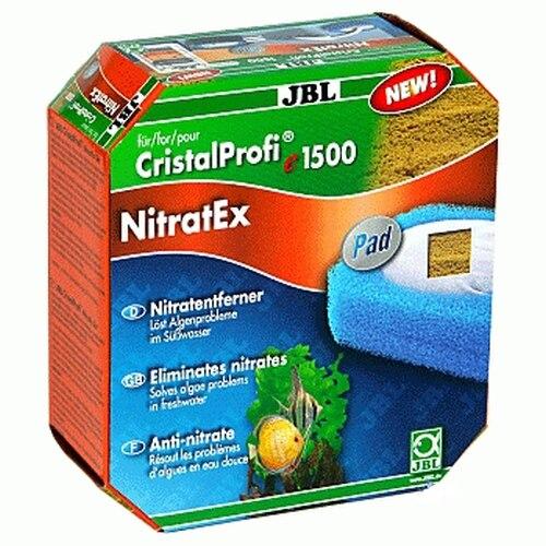 JBL NitraEx Pad e1500, e1501 – комплект губок і фільтруючий матеріал до фільтрів СР e1500, e1501