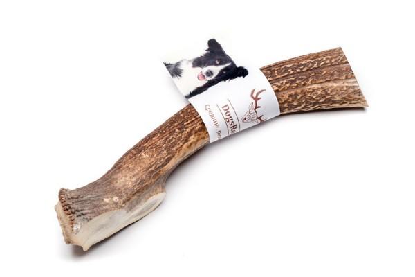 DogsRogs Semi XL – рога оленя средней твердости (толстые) для собак больших пород