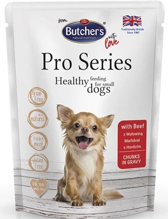 Butcher's Dog Pro консерва для собак с говядиной