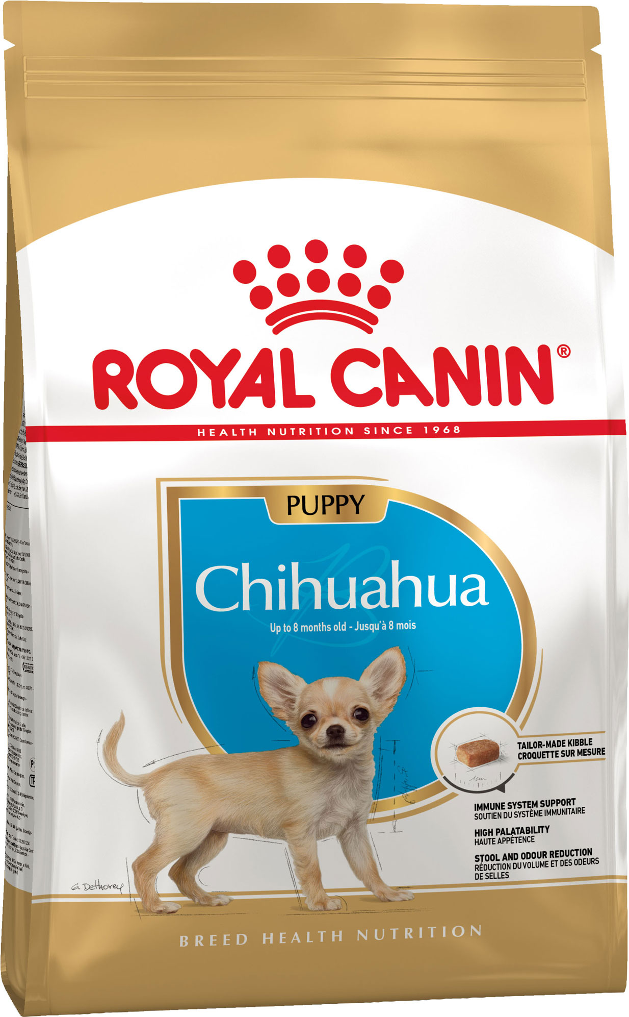 ROYAL CANIN CHIHUAHUA PUPPY – сухий корм для цуценят породи чихуахуа