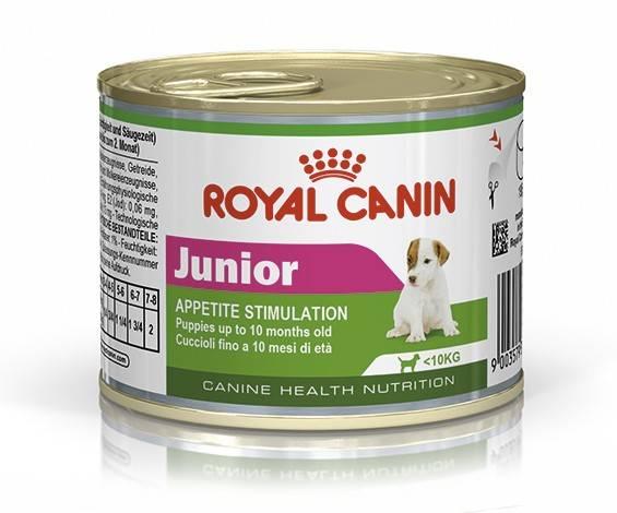 ROYAL CANIN JUNIOR WET – вологий корм для цуценят малих порід