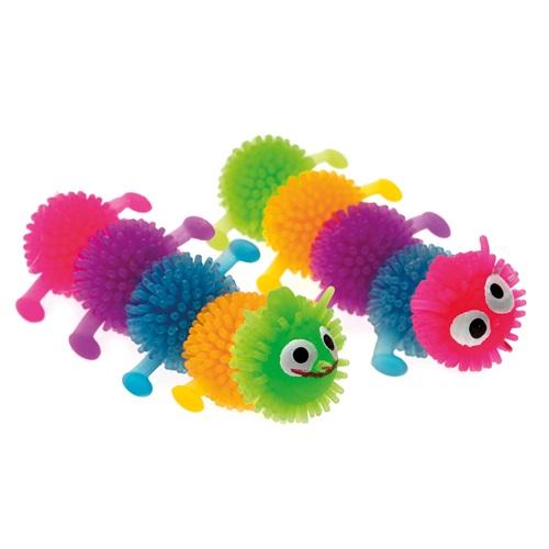 Comfy – игрушка-гусеница для котов