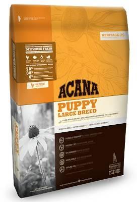 ACANA Puppy Large Breed – сухой корм для щенков крупных пород