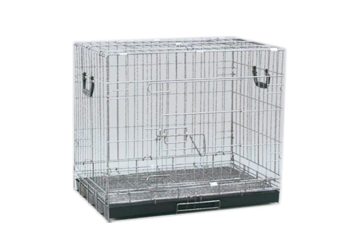 Tesoro 510К – металлическая клетка для собак