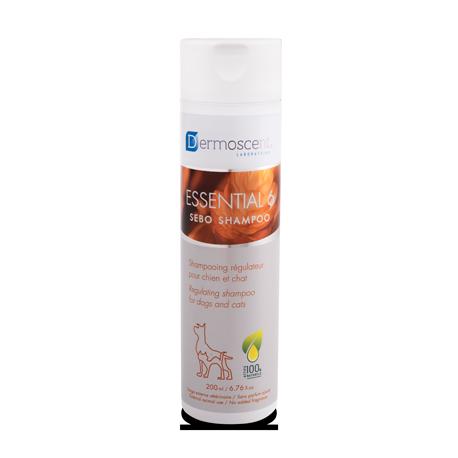 Dermoscent Essential 6 Sebo Shampoo – лікувальний шампунь для собак і кішок