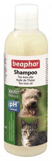 Beaphar – шампунь з олією чайного дерева для собак і котів