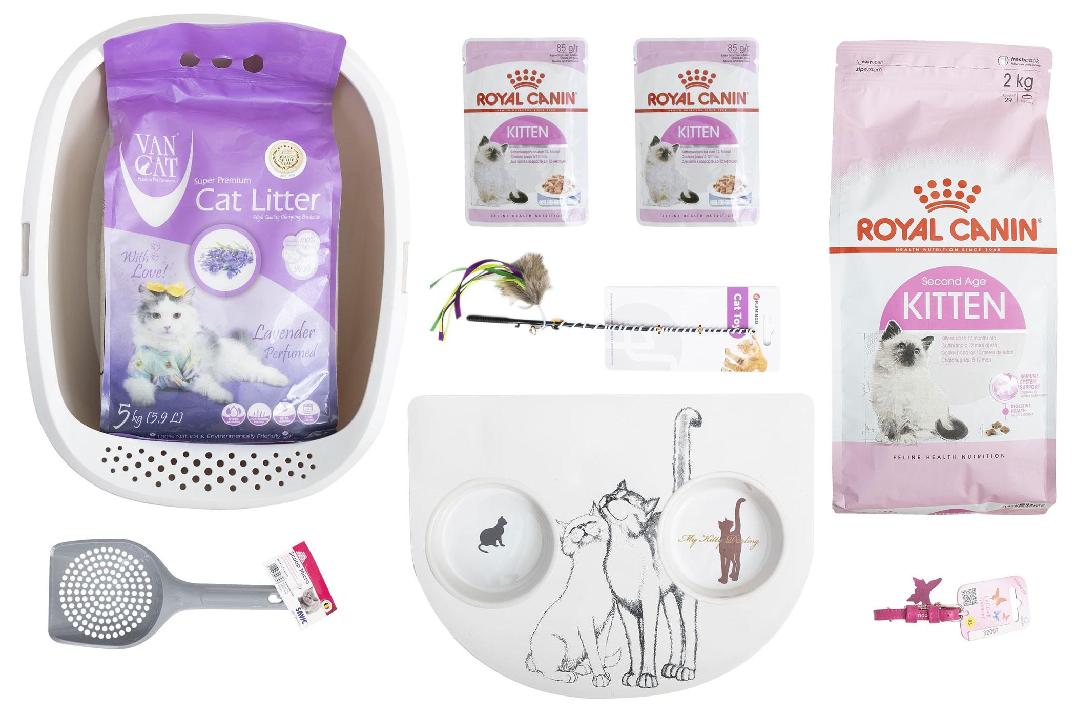 Royal Canin Kitten – Стартовий набір для кошенят старше 4-х місяців