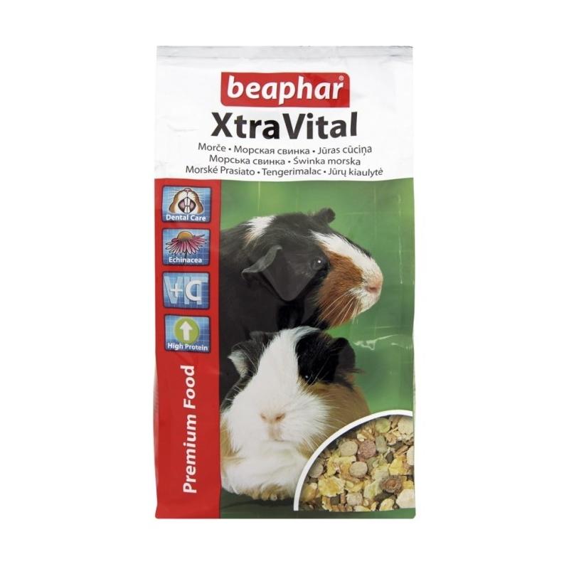 Beaphar XtraVital – корм для морських свинок