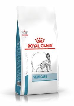 ROYAL CANIN SKIN CARE ADULT CANINE – лечебный сухой корм для взрослых собак при дерматозах и выпадении шерсти