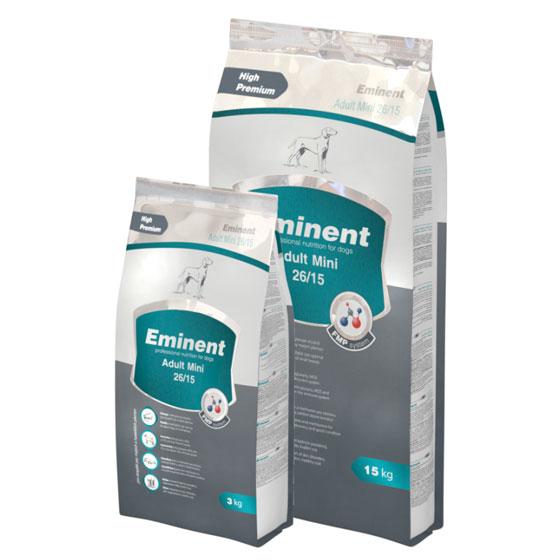 Eminent Adult Mini – сухой корм для взрослых собак мелких и карликовых пород