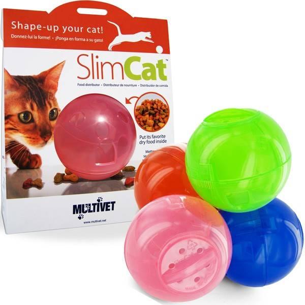 PREMIER SLIMCAT – куля-годівниця для котів