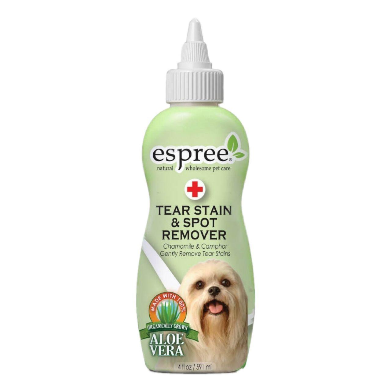 Espree Tear Stain&Spot Remover – засіб для видалення плям і «білкових речовин» для собак і котів