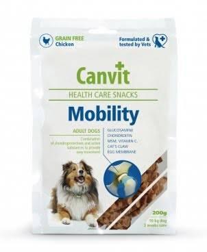 CANVIT Mobility – напіввологі ласощі для собак з проблемами опорно-рухового апарату
