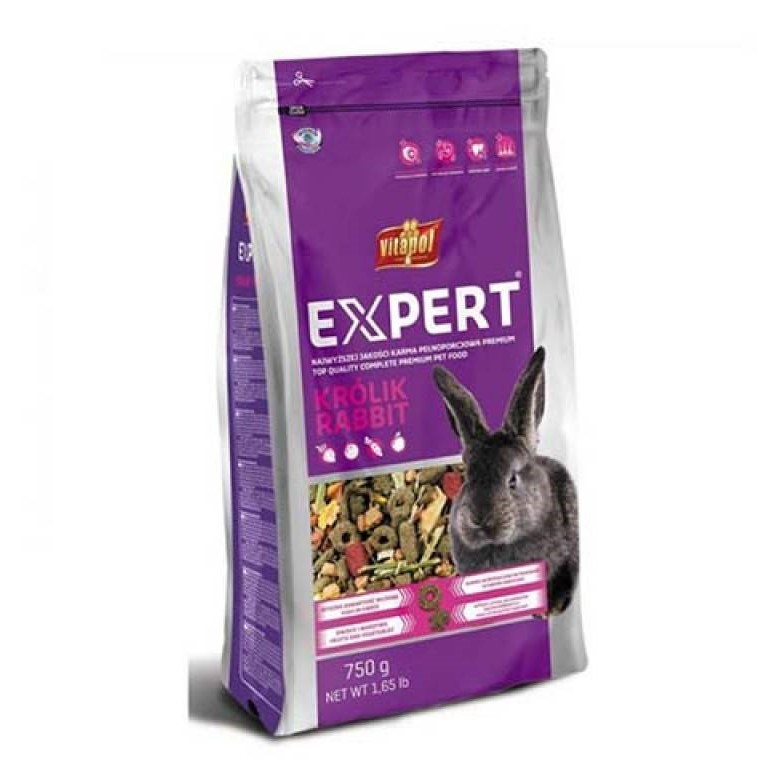 Vitapol Expert корм для кроликів