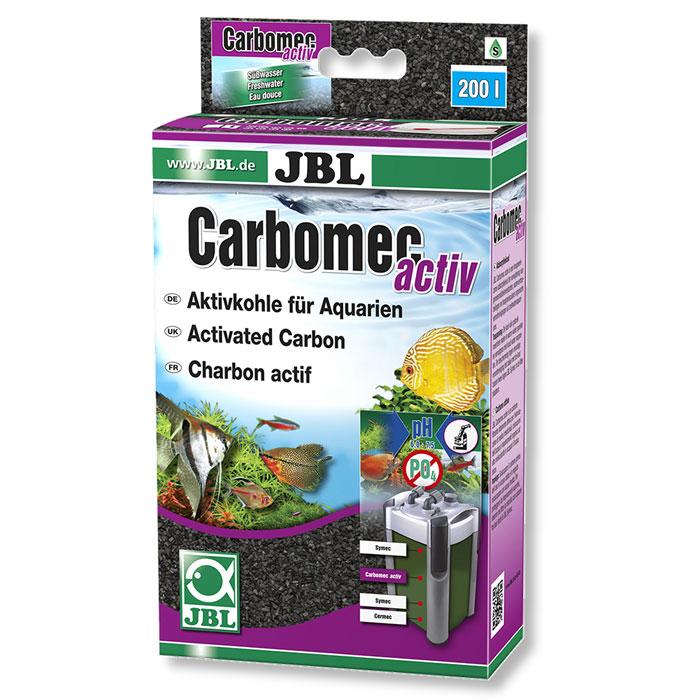 JBL Carbomec Activ – активоване вугілля для акваріумних фільтрів