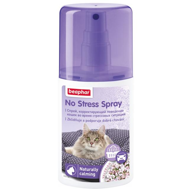Beaphar No Stress Spray cat – антистресс спрей для котов