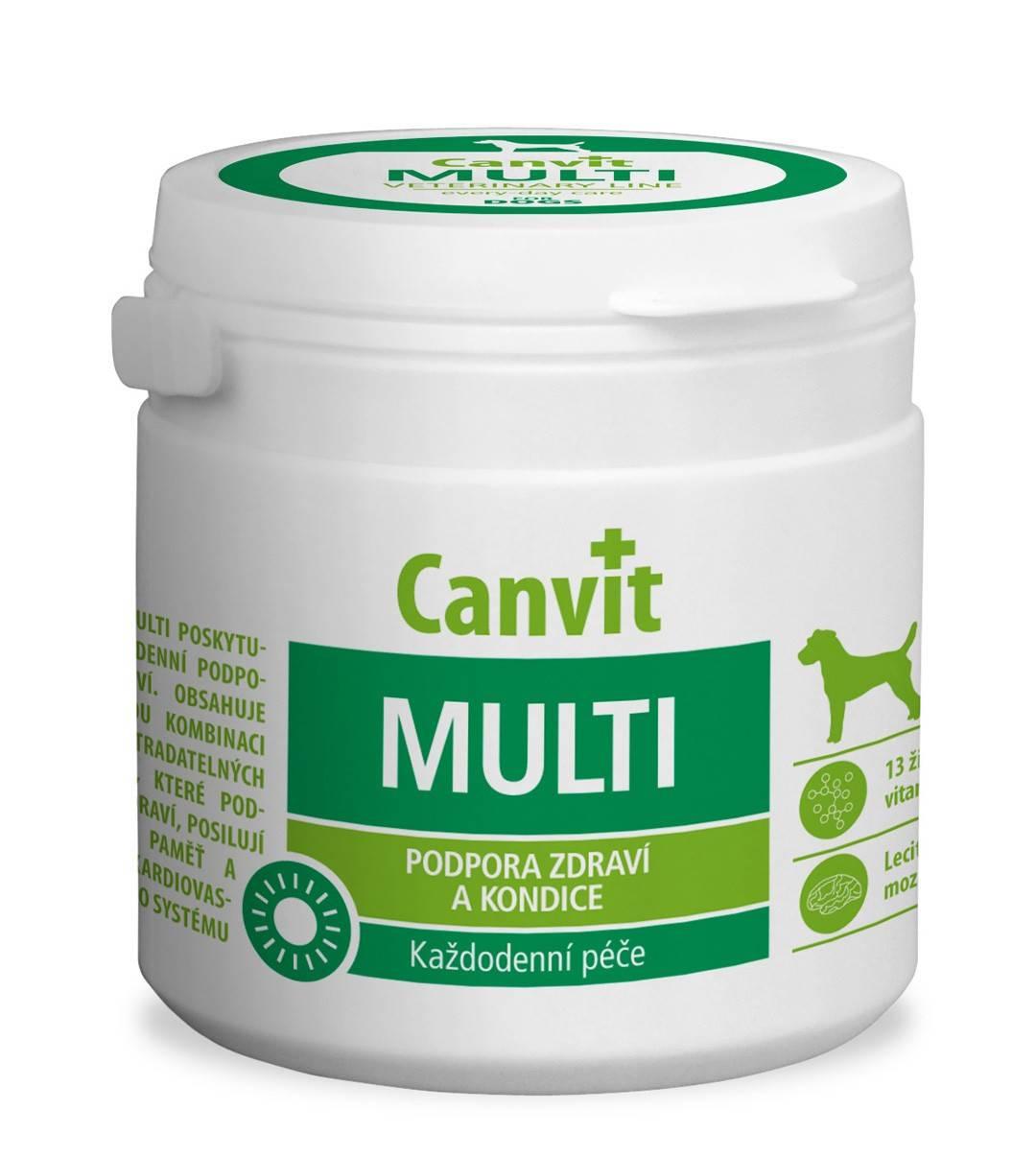 CANVIT MULTI – мультивітамінний комплекс для дорослих собак