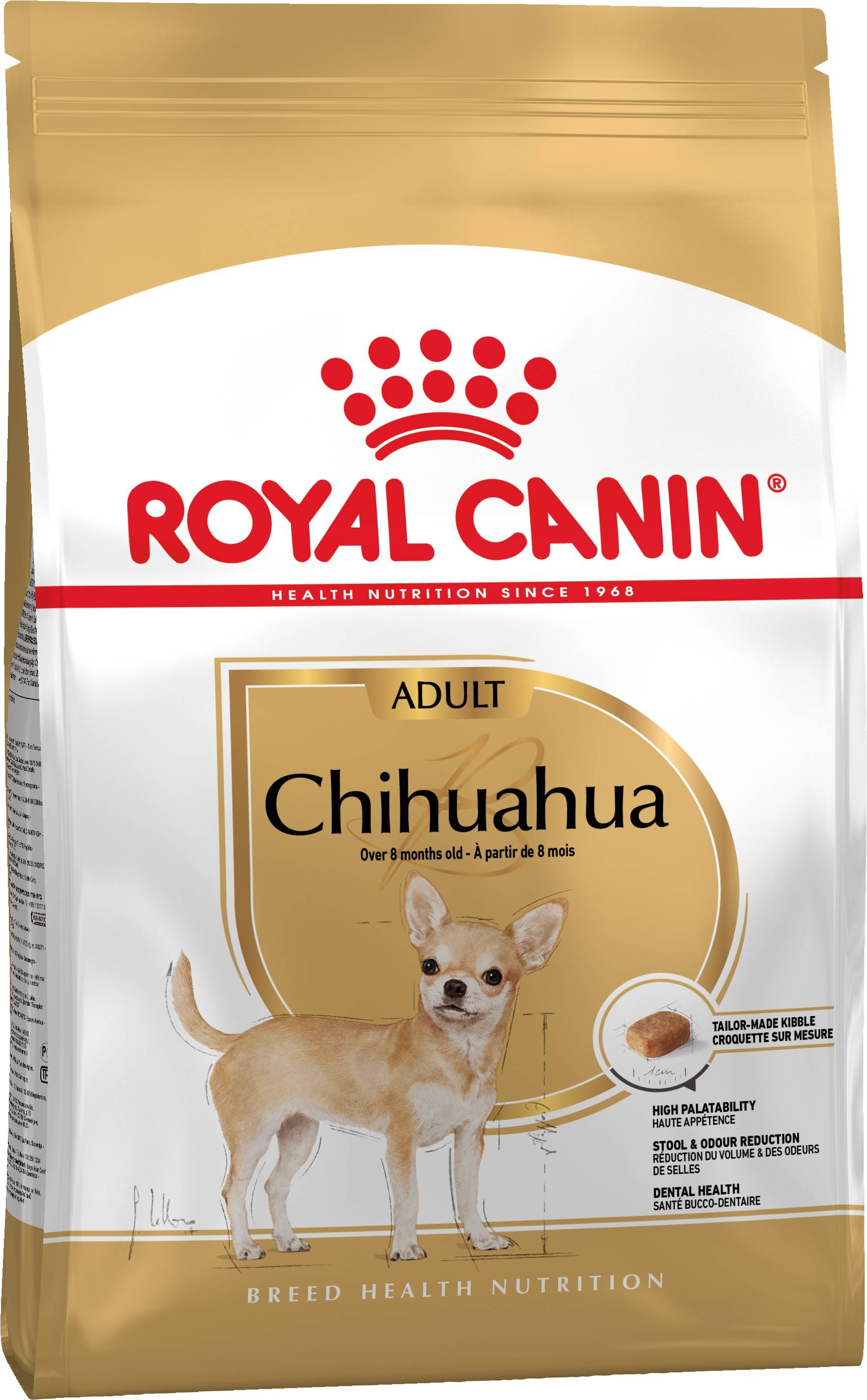 ROYAL CANIN CHIHUAHUA ADULT – сухий корм для дорослих собак породи чихуахуа