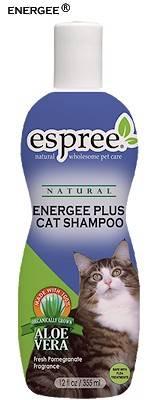 ESPREE Energee Plus Cat Shampoo – суперочищающий шампунь для кошек