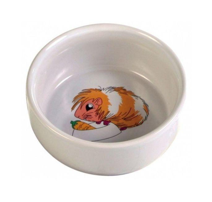Trixie керамическая миска для морской свинки