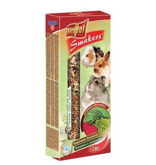 Vitapolласощі для гризунів з овочами