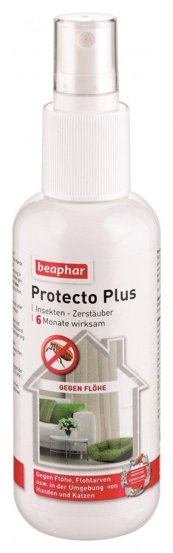 Beaphar Protecto Plus – спрей для уничтожения насекомых в местах обитания животных
