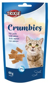 Trixie Crumbies – лакомства с солодом для вывода шерсти