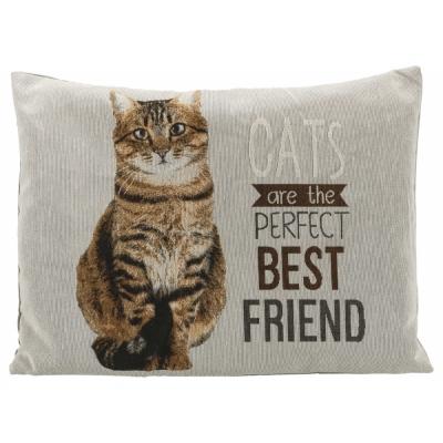 Trixie Chipo подушка с котом