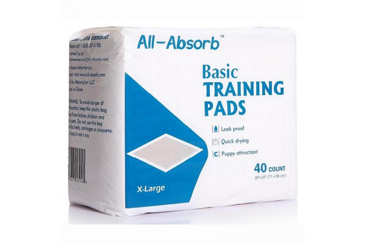 All-Absorb Basic пеленки для собак, 71×86 см