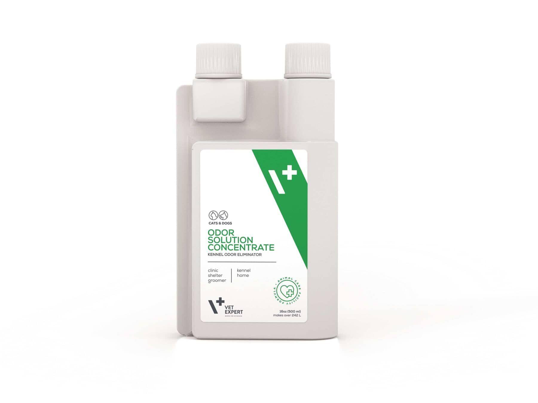 VetExpert Odor Solution Concentrate – знищувач запахів в розплідниках