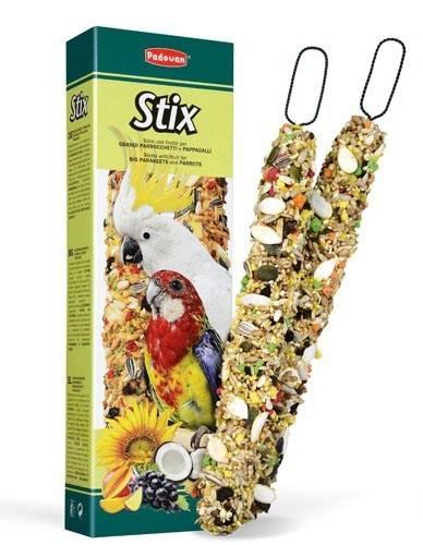 Padovan Stix pappagalli – ласощі для великих папуг