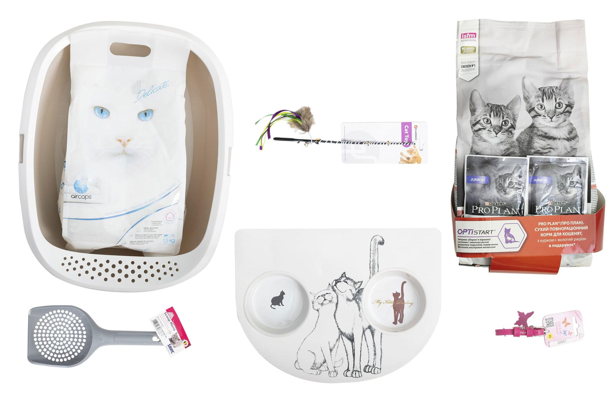 ProPlan Kitten – Стартовый набор для котят