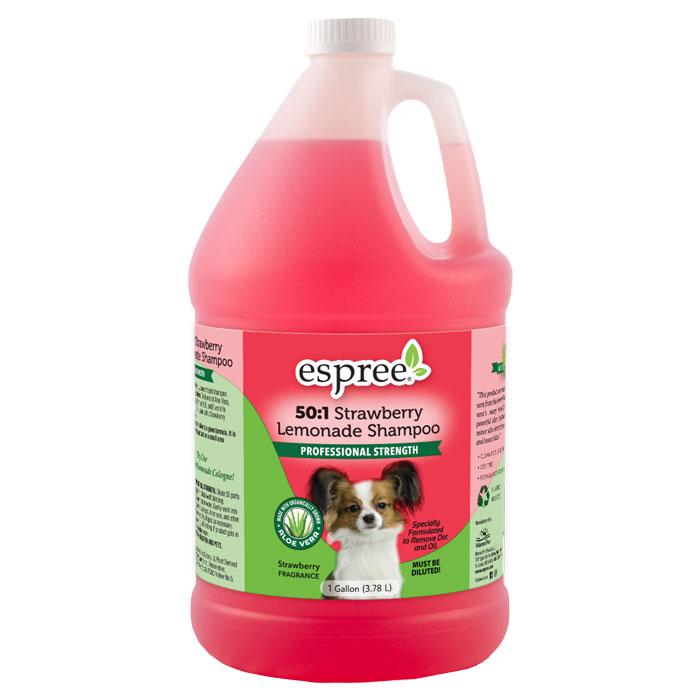 Espree Strawberry Lemonade Shampoo – полунично-лимонадний шампунь для собак