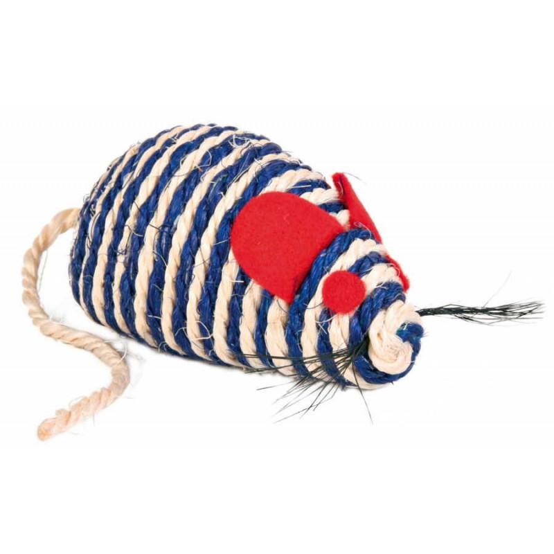 Trixie миша з сизалю для кішок для догляду за кігтями