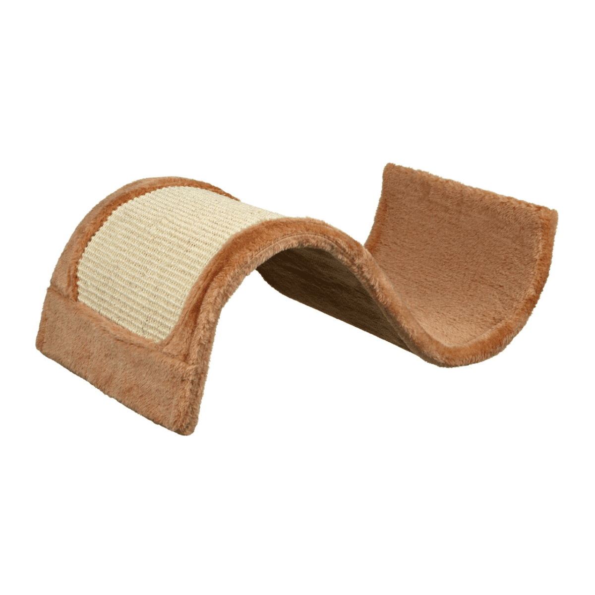 Trixie Wavy когтеточка для котов, 50×29×18 см