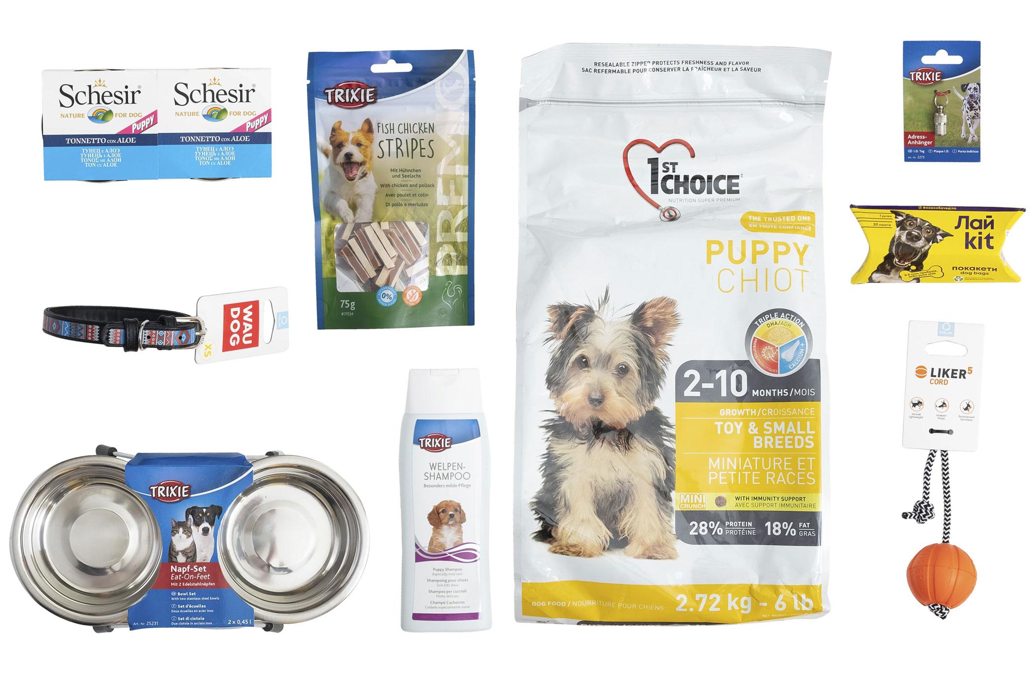 1st Choice Puppy Chiot  – Стартовый набор для щенков маленьких и миниатюрных пород