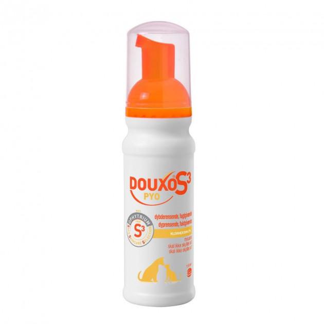Ceva Douxo Pyo – мус для котов и собак антибактериальный и противогрибковый