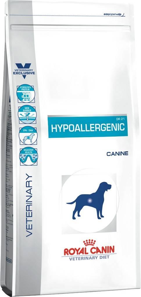 ROYAL CANIN HYPOALLERGENIC лікувальний сухий корм для собак з харчовою алергією