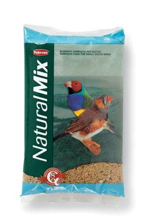 Padovan NaturalMix Еsotici – корм для экзотических птиц