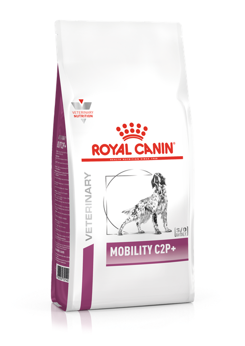 ROYAL CANIN MOBILITY C2P + CANINE – лікувальний сухий корм для собак при захворюваннях опорно-рухового апарату
